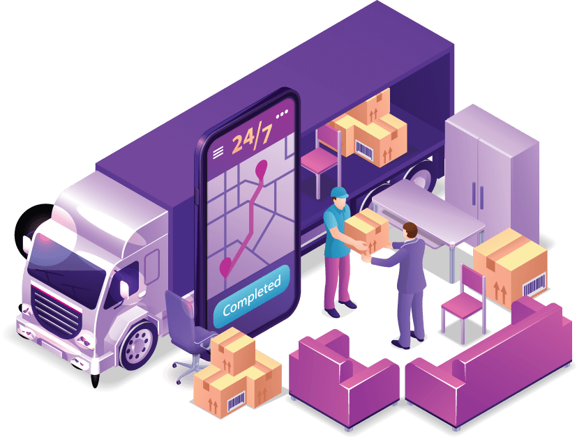 Logistics-infographic